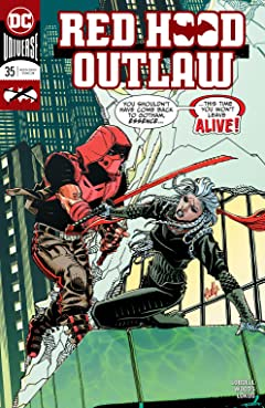 Red Hood and the Outlaws (2016-) #35