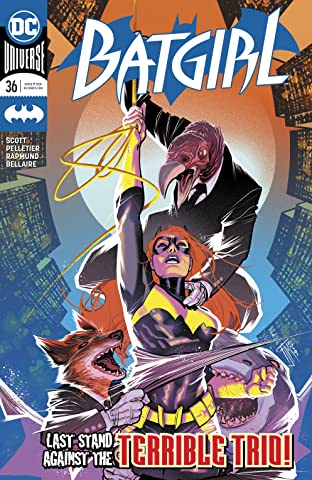 Batgirl (2016-) No.36