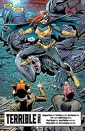 Batgirl (2016-) #36