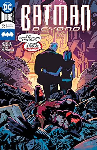 Batman Beyond (2016-) No.33