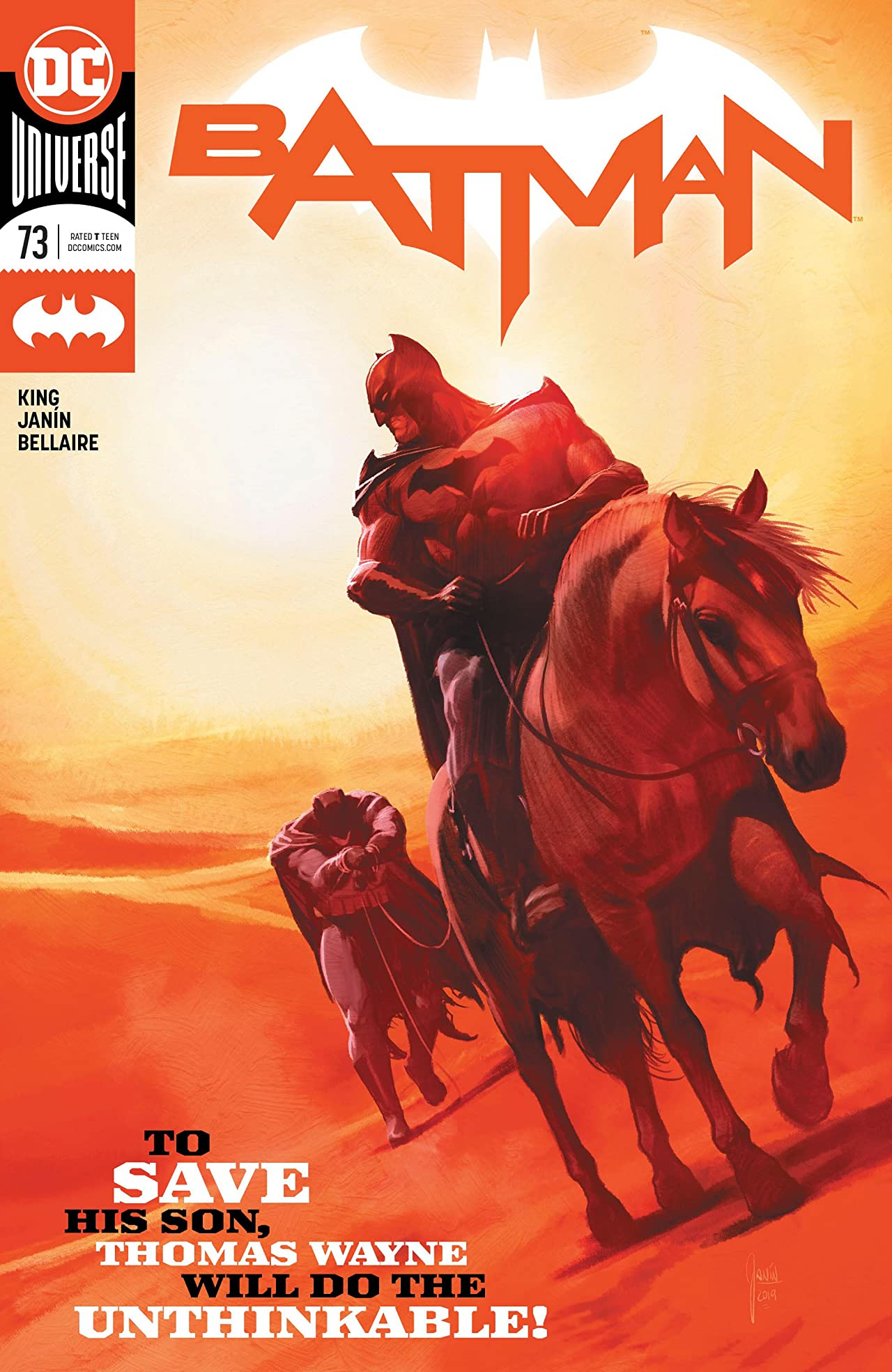 Batman (2016-) No.73