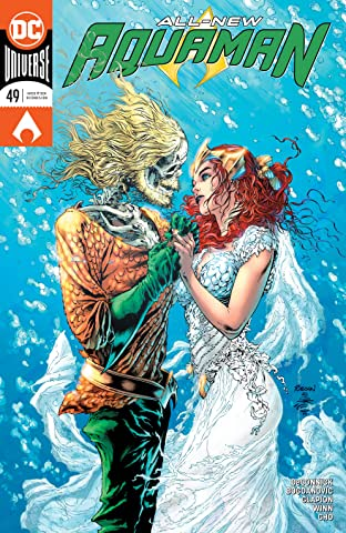 Aquaman (2016-) No.49