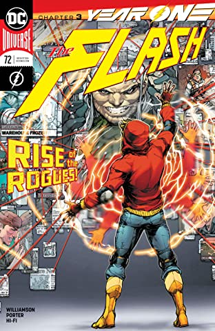 The Flash (2016-) No.72