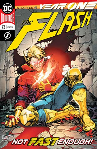 The Flash (2016-) #73