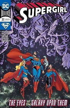 Supergirl (2016-) #31