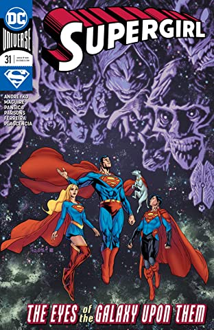 Supergirl (2016-) No.31