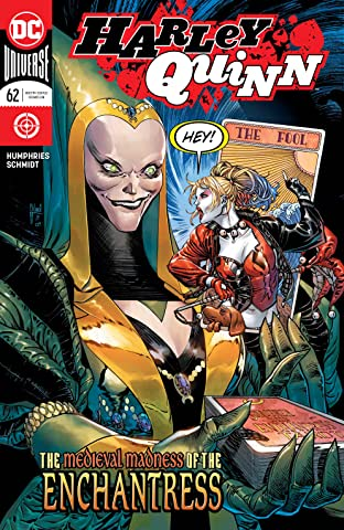 Harley Quinn (2016-) #62