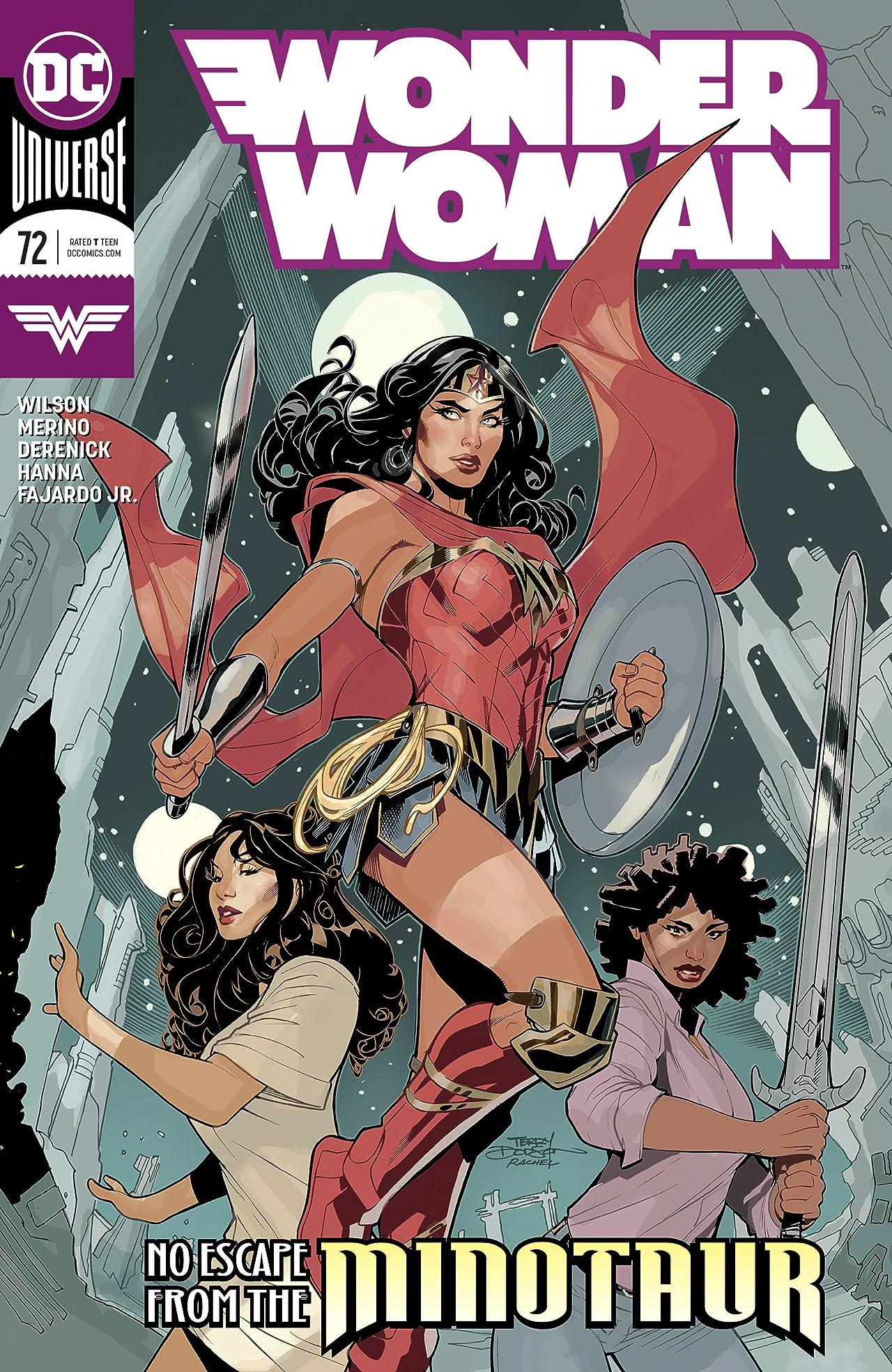 Wonder Woman (2016-) #72
