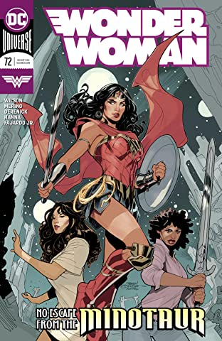 Wonder Woman (2016-) No.72