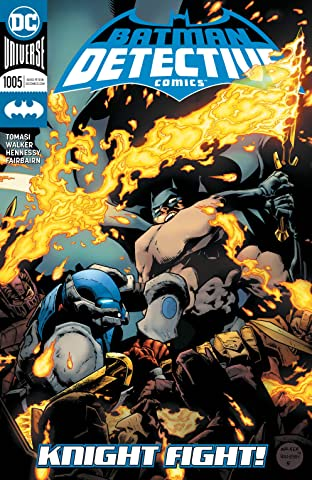 Detective Comics (2016-) No.1005