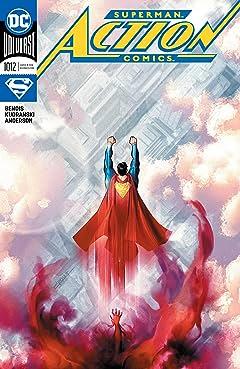 Action Comics (2016-) #1012