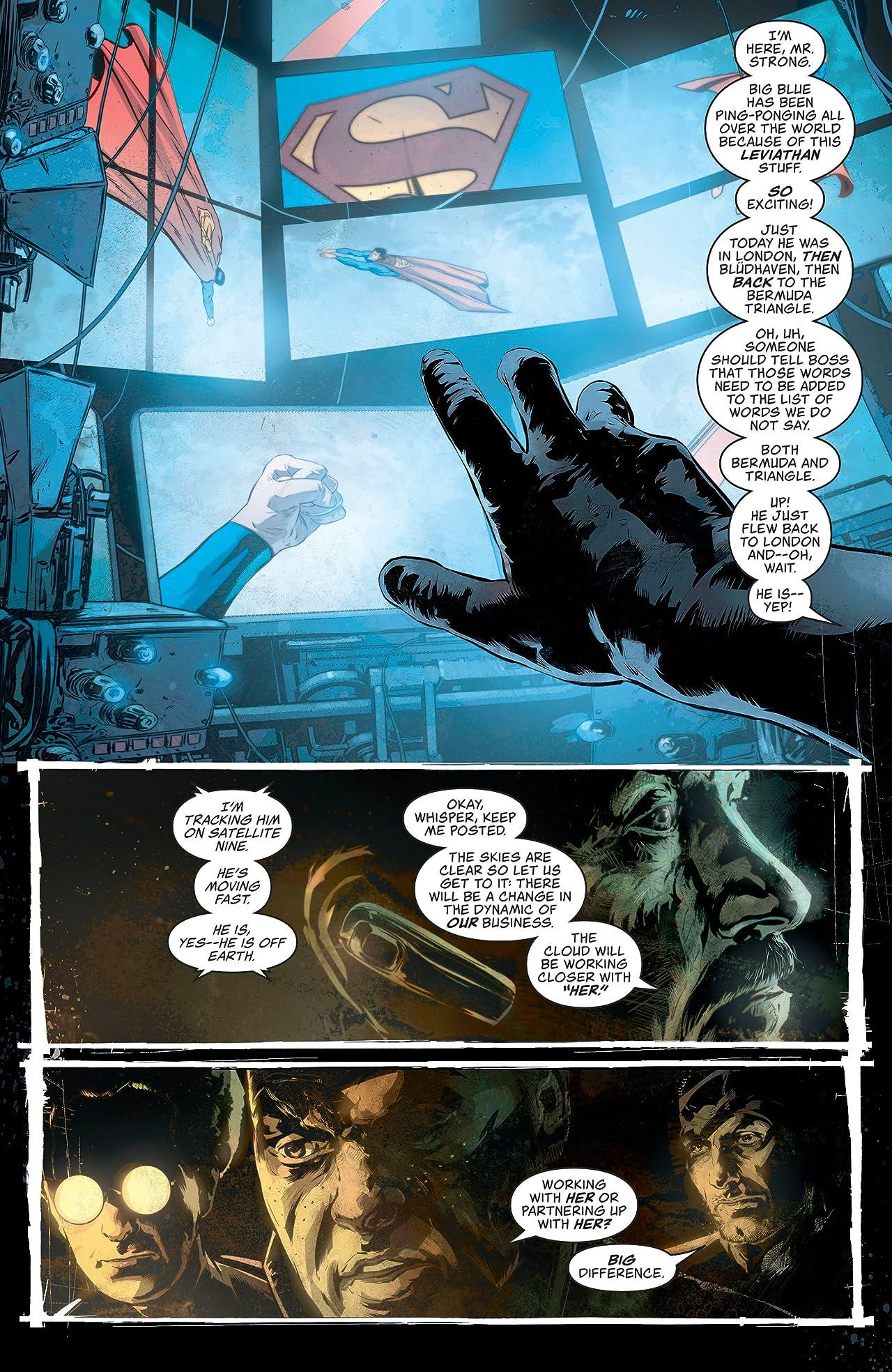 Action Comics (2016-) No.1012