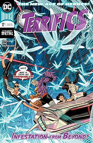 The Terrifics (2018-) No.17