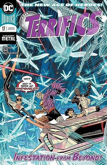 The Terrifics (2018-) #17
