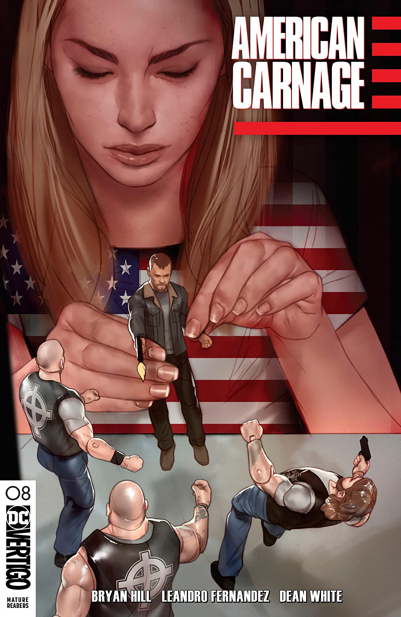 American Carnage (2018-) #8