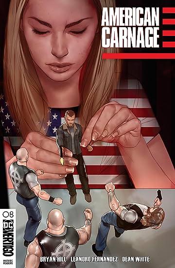 American Carnage (2018-2019) No.8