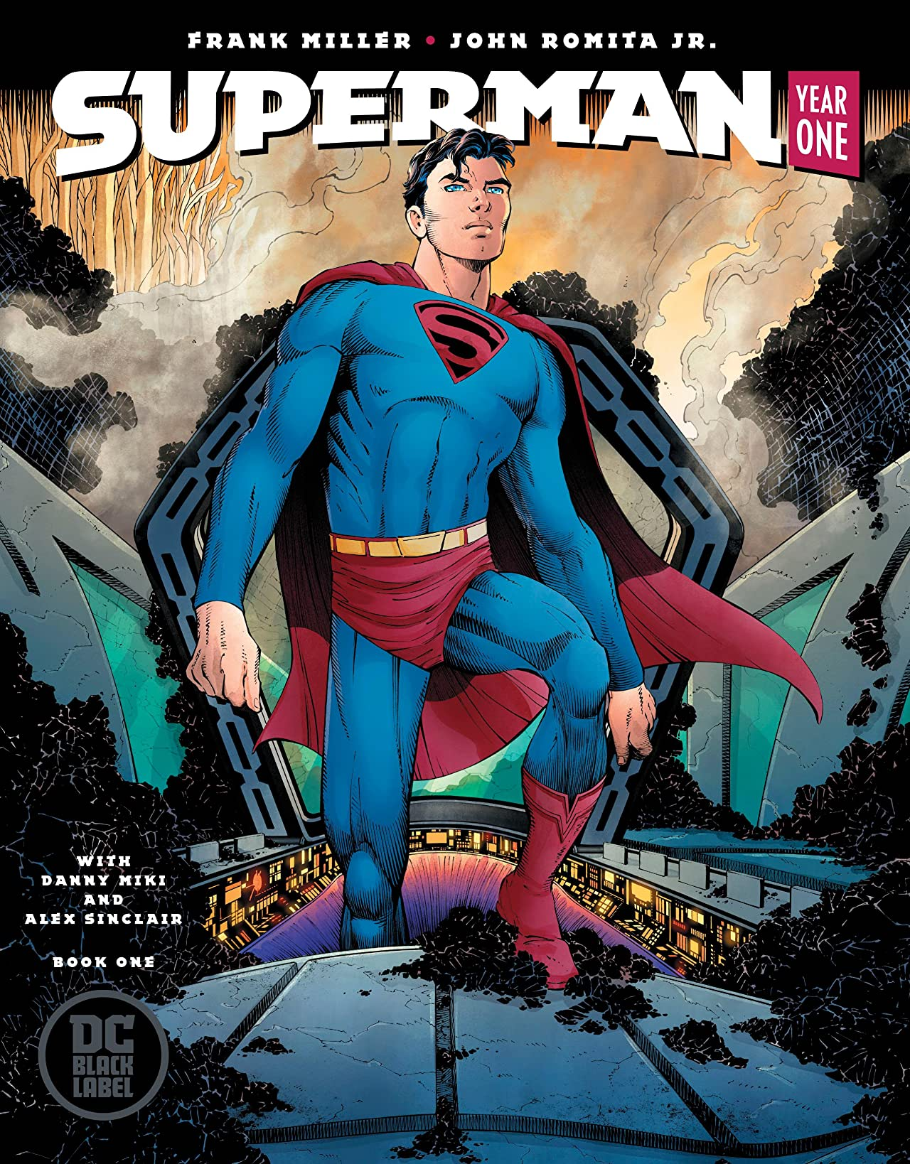 Superman: Year One (2019-) No.1