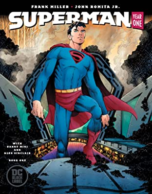 Superman: Year One (2019) #1