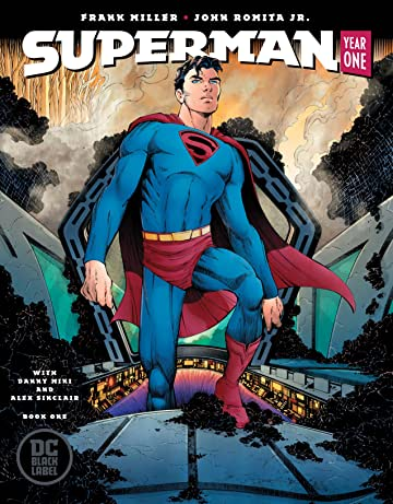 Superman: Year One (2019-) #1