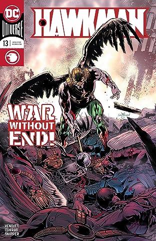 Hawkman (2018-) No.13