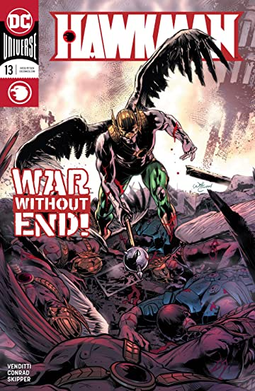 Hawkman (2018-) #13