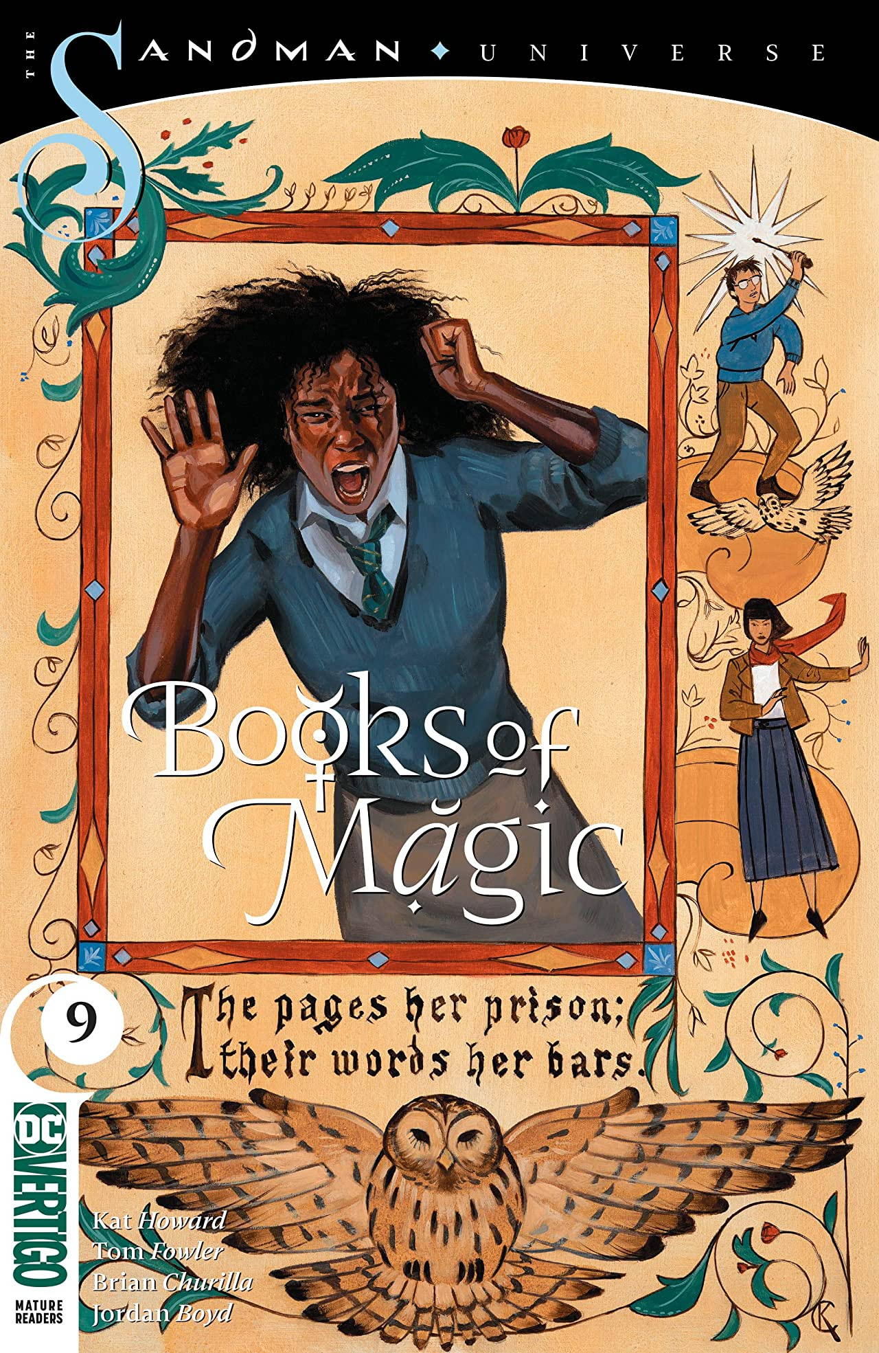 Books of Magic (2018-) #9