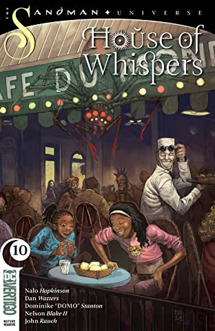 House of Whispers (2018-) No.10