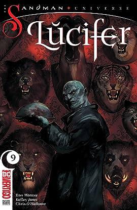 Lucifer (2018-) No.9