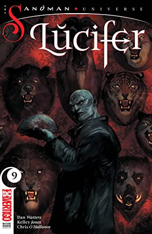 Lucifer (2018-) No.9