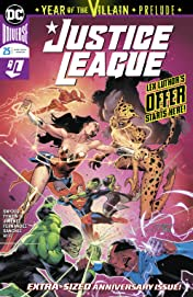 Justice League (2018-) No.25