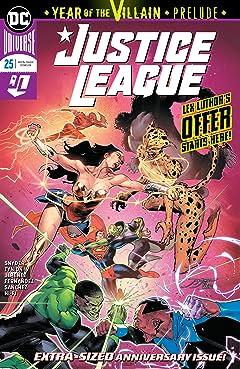 Justice League (2018-) #25