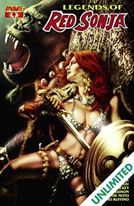 Legends of Red Sonja #4 (of 5): Digital Exclusive Edition