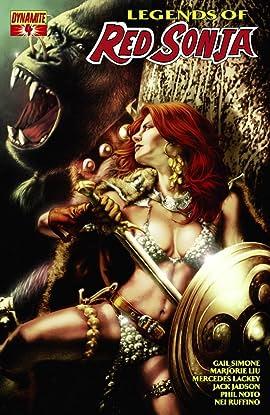 Legends of Red Sonja No.4 (sur 5): Digital Exclusive Edition