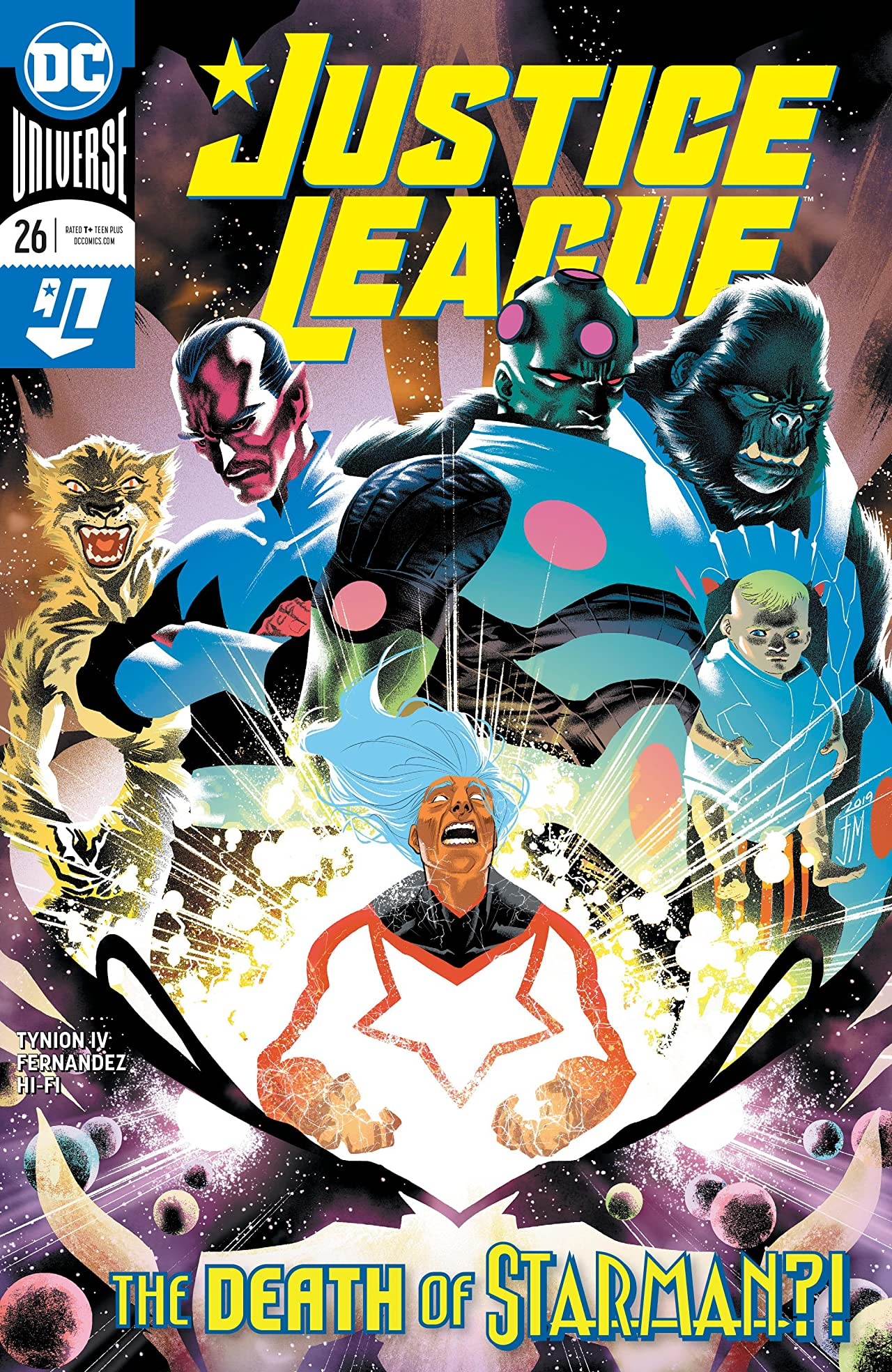Justice League (2018-) No.26