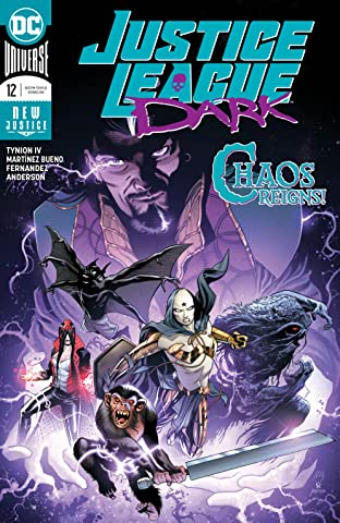 Justice League Dark (2018-) #12