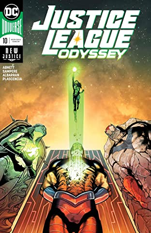 Justice League Odyssey (2018-) No.10
