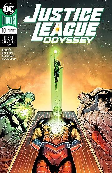 Justice League Odyssey (2018-) #10