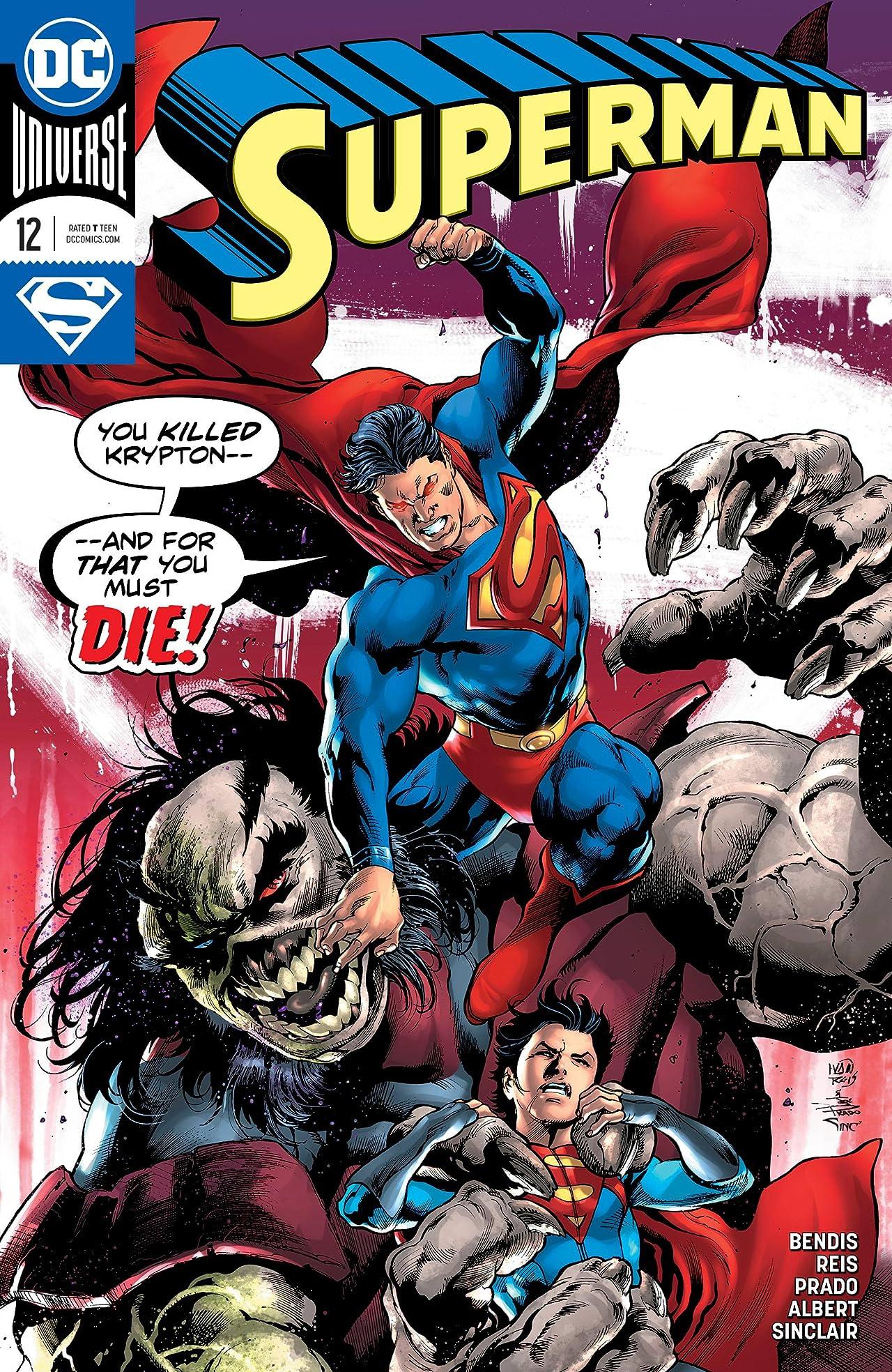 Superman (2018-) #12