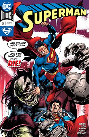 Superman (2018-) No.12