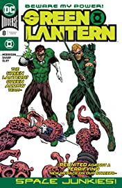 The Green Lantern (2018-) No.8