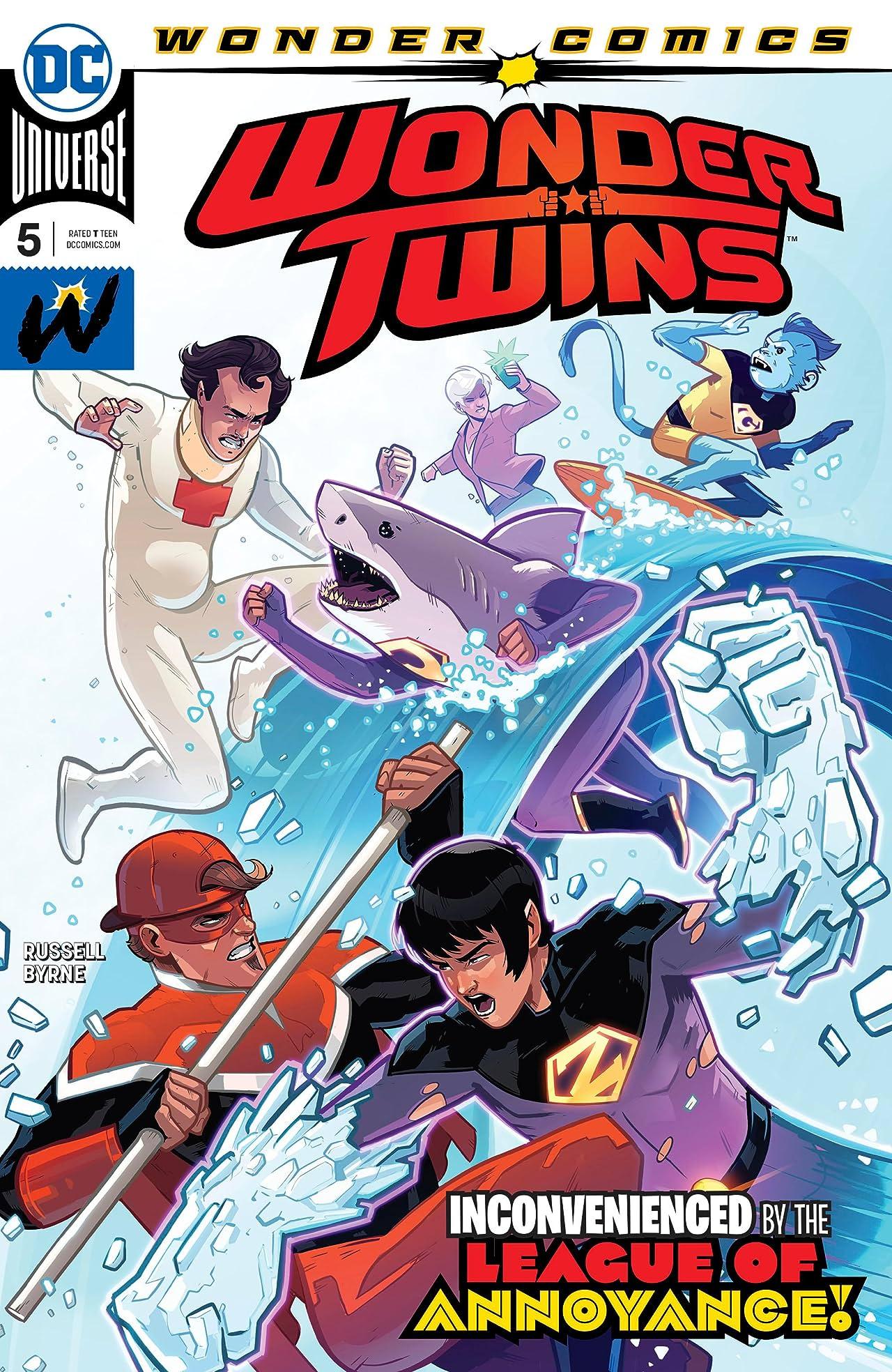 Wonder Twins (2019-) #5