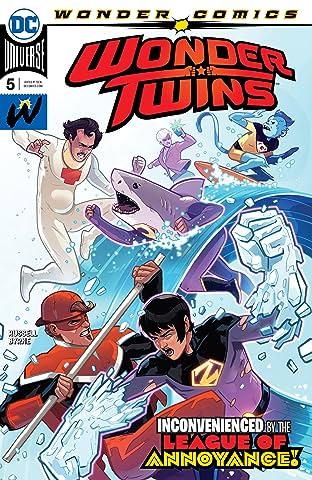 Wonder Twins (2019-) No.5