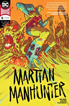 Martian Manhunter (2018-) No.6