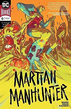 Martian Manhunter (2018-) #6