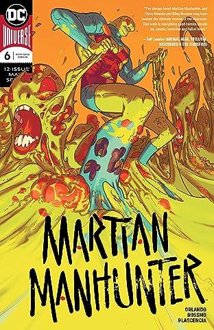 Martian Manhunter (2018-) No.6