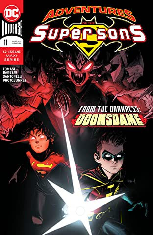 Adventures of the Super Sons (2018-2019) #11