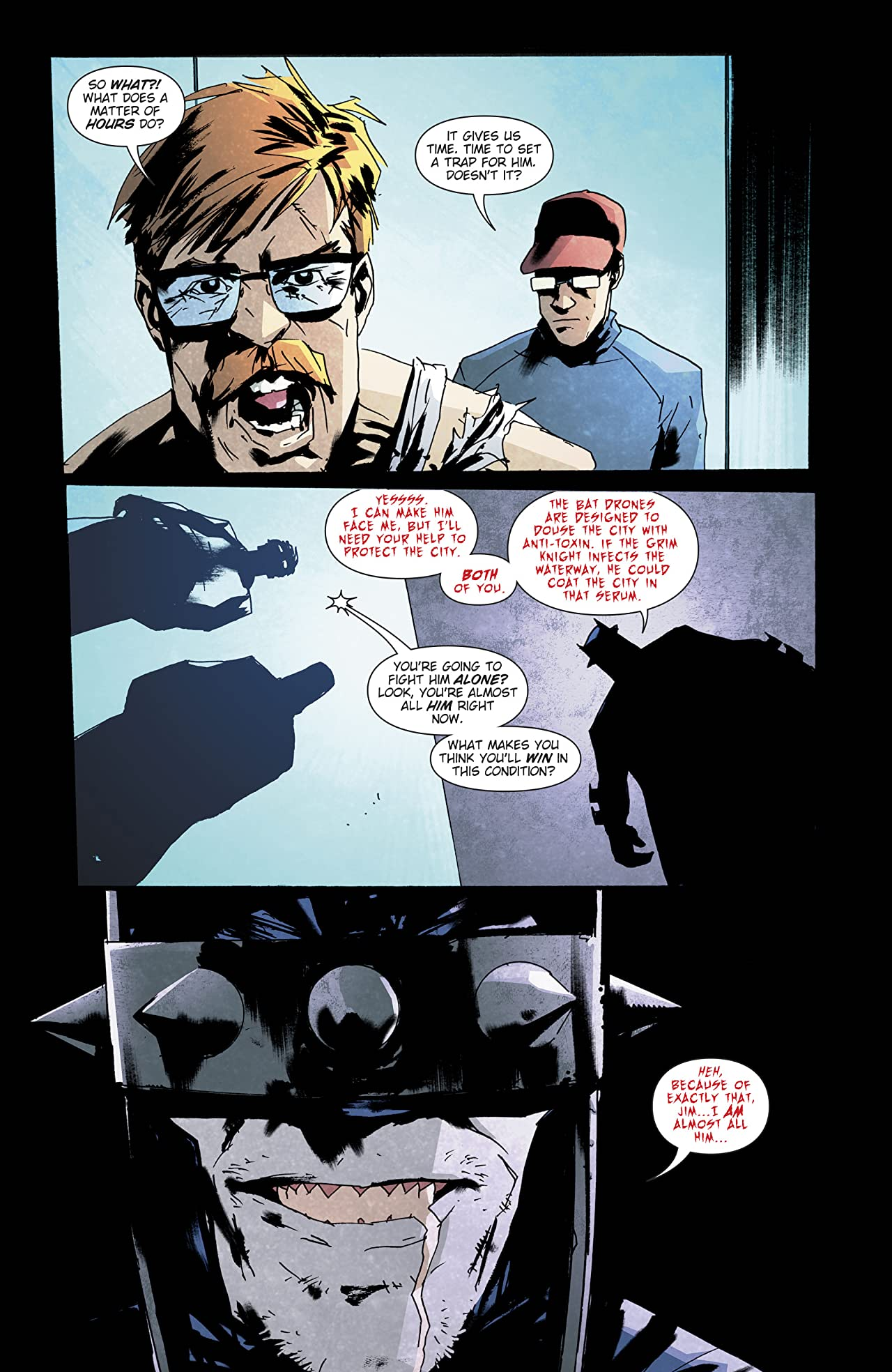 The Batman Who Laughs (2018-2019) #6