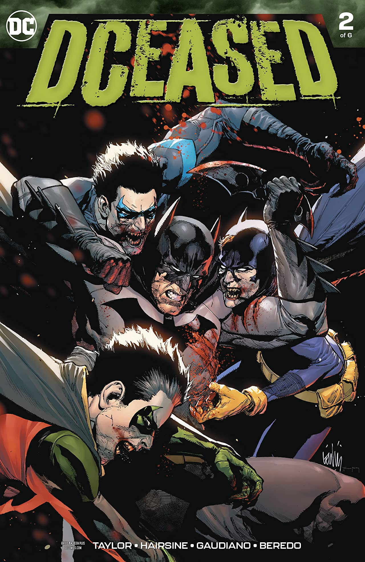 DCeased - Tome 2