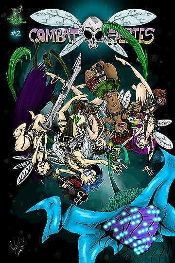 Combat Fairies #2