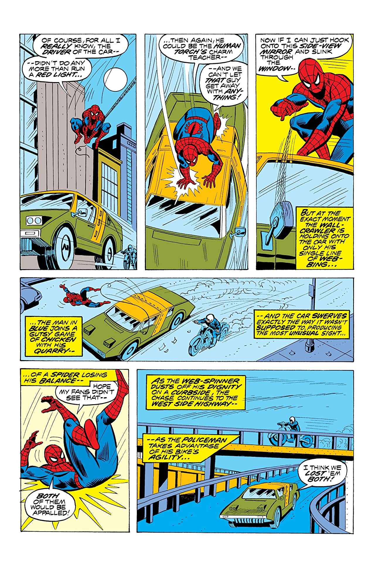 Peter Parker, The Spectacular Spider-Man (1976-1998) #16